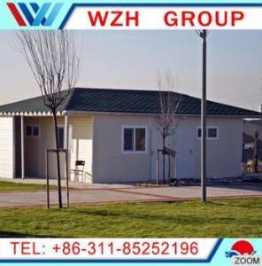 prefab caravan houses /  prefab house for family Manufactures