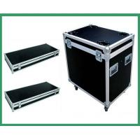 Custom Portable Aluminum Tool Case / Black Handle Equipment Case Manufactures