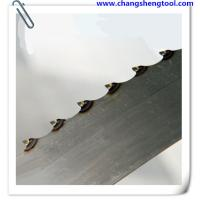 China carbide woodworking saw & TCT band saw blade on sale