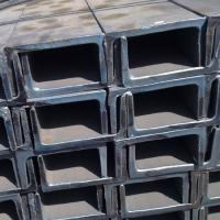 Quality Black Universal Channel Steel / H Channel Steel Galvanized Technique for sale