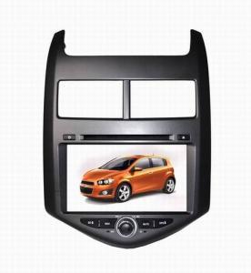 China 8'' Digital Chevrolet Aveo 2011/Sonic 2012 Car DVD player on sale