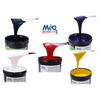 Excellent Adhesive Water Based Ink , Water Based Screen Printing Ink For Fabric Manufactures
