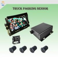 heavy duty video parking sensor system,0.4-5.0m Detection Range Truck Parking Sensor/Radar System Manufactures