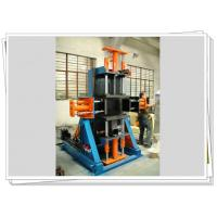 Tilt Hydraulic Driven Gravity Casting Machine High Precision Easy Operation Manufactures