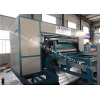 12 / 16 / 32 / 40 / 48 Unites Egg Box Making Machine OEM / ODM Available Manufactures