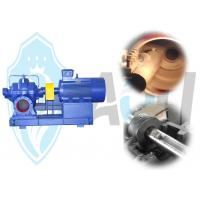 Professional Horizontal Double Suction Split Case Pump For Mine / Power Station Manufactures