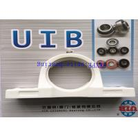 P205 Thermoplastic Plastic Bearing Blocks Housings Corrosion Resistance Manufactures
