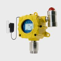 H2S CO CH4 Toxic Gas Detector , Wireless Fixed Gas Detector 1 Year Warranty Manufactures