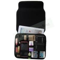 Electronic Accessories Bag /  GRID Travel Cable Organizer 32.7*24*2 CM Manufactures