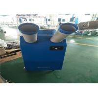 Floor Standing 5500w Commercial Spot Coolers Customized For Outdoor 220v 50hz Manufactures