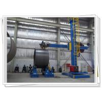 Wind Tower Production Line Column Boom And Rotator Auto Weld Station Manufactures