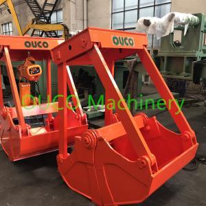 0.5 CBM Clamshell Bucket Excavator Manufactures