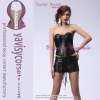 Buy cheap popular corset with skirt black sex photos women corsets from wholesalers