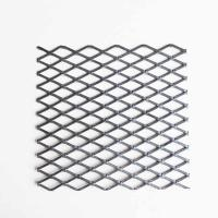 XG-21 Carbon Steel Painting Expanded Metal Mesh For Architecture Manufactures