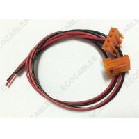 China 18 AWG CP Master Board Power Cable Assy Custom Wiring Harness TM-6211-LF 3-640599-4 on sale