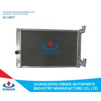 Thickness 22MM Toyota Radiator for COROLLA'08-13 AT 16410-22180 / 16410-22181 / Od481 Manufactures
