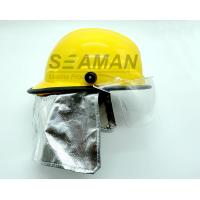 Firefighters Marine Fire Fighting Equipment Fireman Protective Safety Rescue Helmet Manufactures