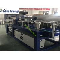 Automatic PE Film Industrial Shrink Wrap Machine , Heat Shrink Wrap Machine With Heating Tunnel Manufactures