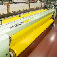 32T - 90T Polyester Monofilament Screen Printing Mesh With Excellent Abrasion