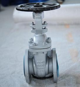 Quality cast steel flange gate valve,gate valve for sale