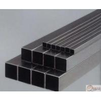 China Stainless Steel Welded Square Pipe on sale