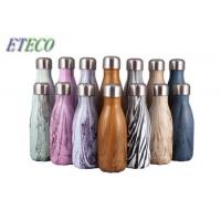 20oz Metal Drink Bottle , Chilly's Bottles Pastel Pink Stainless Steel 500ml Bottle Manufactures