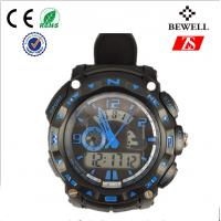 China Vogue Men Leisure Sport Silicon Band Watch 3atm Water Proof CE RoHS on sale