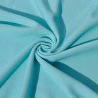 240 Gsm Tc Cloth Material , Poly Jersey Blend Knitting Yarn Dyed Anti - Static For Dress Manufactures