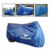 Motorcycle Cover, Protects from Ultraviolet, Available in Various Designs Manufactures