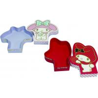 Cartoon characters shape decorative gift boxes with lids packed sweet chocolate Manufactures