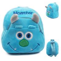New Monsters University Sulley Kids School Backpacks Personalized , Blue Manufactures