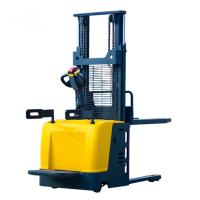 5M Electric Lifting Port Forklifts Energy Saving Wide Ligs Pallet Reach Stacker CE Certification Manufactures