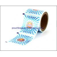 Auto aluminum foil  film roll food packaging plastic laminated Manufactures