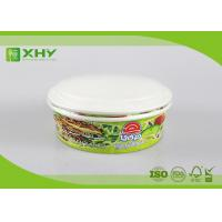 Professional Paper Salad Bowls Disposable Soup Bowls With FDA Certificate Manufactures