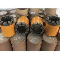 China OEM T6s Series Diamond Core Drill Bits For Reinforced Concrete Hard Rock on sale