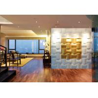 3 D Impression Decorative Water proof wall covering panels for Bathroom, Hotel or KTV Manufactures