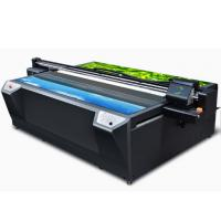 Large Format UV Glass Printing Machine 2513 High Revolution Print Long Lifespan Manufactures