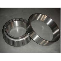 Stainless Steel Single Row Tapered Roller Bearings Machinery With Open Seal Type Manufactures