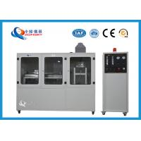 Stainless Steel Flammability Testing Equipment For Smoke Toxicity Classification Manufactures