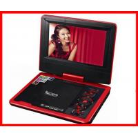 1024 * 600 Pixels Rotatable Screen 9 Inch Portable DVD Player for Home Use Manufactures