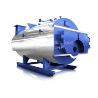 High Efficiency Natural Gas Fired Boiler PLC Control Fire Tube Boiler Manufactures