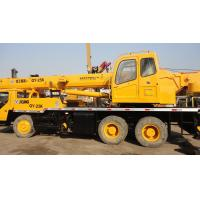 XCMG used 25ton crane for sale Manufactures