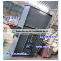 bulk material lifting used vertical chain conveyor bucket elevator design Manufactures