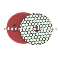 "Wet / Marble / Diamond Polishing Pads Diameter 3""-7"" Grits For Black & White Buff Manufactures"