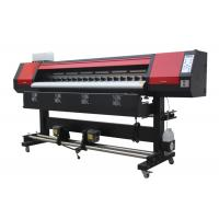 Stable Quality 1.8M XP600 Inkjet Digital Printing Machine Manufactures