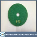 Resin Copper Bond Wet Diamond Polishing pads for Polishing Granite/Marble Manufactures