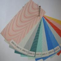 Jacquard Vertical Blinds Fabric for doors Manufactures