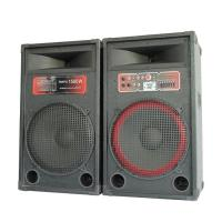15 Inch Fm Radio USB Portable PA Sound System , Home Bluetooth Speaker System Manufactures