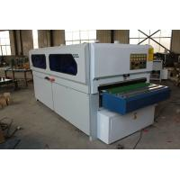 MDF Wood Floor Automatic Wood Sanding Machine For Polishing Of Fiberboard Manufactures