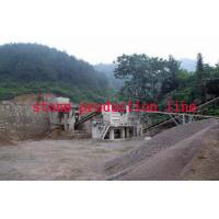 configuration of stone production line and sand production line for sale